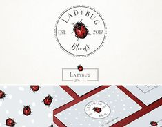 "Check out new work on my @Behance portfolio: ""Ladybug Blooms"" http://be.net/gallery/61964085/Ladybug-Blooms"