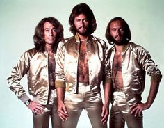 the brothers gibb (beegees)...