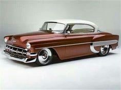 Foose Desing Chevy de los 50.