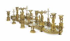 Antique Lamps, Antique Items, Antique Furniture, Antique Gold, Table Furniture, Centerpieces, Table Decorations, Table Arrangements, Fine Dining