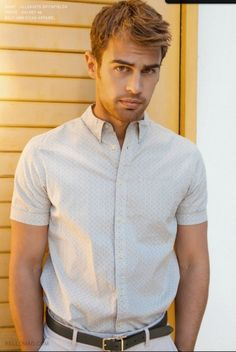 Theo James~He's my golden boy ;)