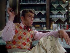 Una de las primeras apariciones en cine en el film Has anybody seen my Gal (¿Has visto a mi chica?)