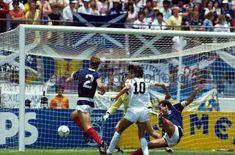 Scotland Vs Uruguay  FIFA World Cup 1986