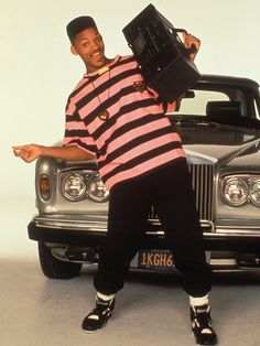 Will Smith in The Fresh Prince of Bel-Air (1990-96, NBC)