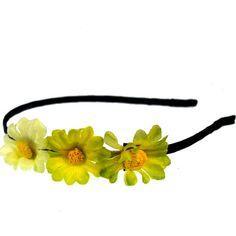 fashion flower headband for girls #a016