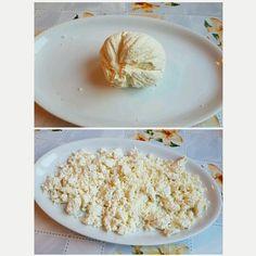 Tvaroh z jogurtu (fotorecept) - recept   Varecha.sk Ale, Grains, Favorite Recipes, Food, Food And Drinks, Ale Beer, Essen, Meals, Seeds