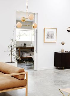 Douglas and Bec's Beautifully Understated New Zealand Home