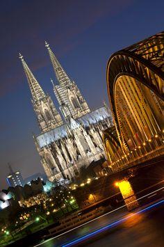 Köln, Germany – Köln Cathedral - Talke Photography