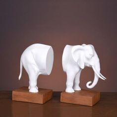 Me gustó este producto: Sujeta Libros Elefante