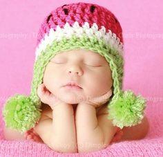 Watermelon hat?