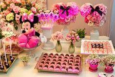 ideias de decoração minnie rosa provençal - Pesquisa Google