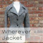 Stitch Savvy: Wherever jacket