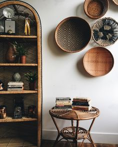 - A mix of mid-century modern, bohemian, and industrial interior style. Home and apartment decor, decoration ideas, home Rattan Furniture, Living Room Furniture, Home Furniture, Living Room Decor, Furniture Design, Barbie Furniture, Furniture Legs, Garden Furniture, Furniture Online