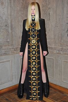 Sexy as Fuhhhh!!! Fausto Puglisi RTW Fall 2013 - Slideshow - Runway, Fashion Week, Reviews and Slideshows - WWD.com