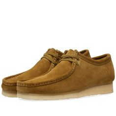 Clarks Originals Wallabee In Neutrals Clarks Originals, The Originals, Fashion Shoes, Mens Fashion, Moccasins, Style Icons, Oxford Shoes, Dress Shoes, Lace Up