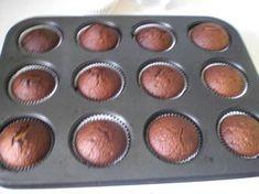 Mákos guba muffin