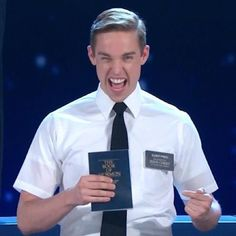 Nic Rouleau Book of Mormon Find more LDS greats at: MormonFavorites.com