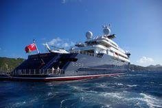 octopus yacht   Bonjour la taille du balai brosse pour l'entretien des ponts