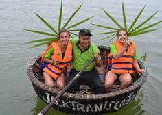 Happiness is a journey, not a destination. #VietnamSchoolTours #EcoTour #Hoian