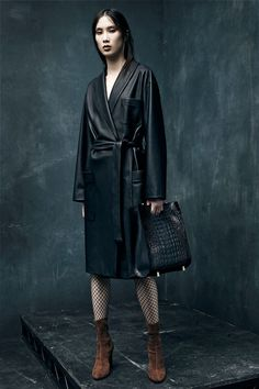 Alexander Wang Pre-Fall 2015. See the entire collection: http://www.vogue.com/slideshow/5779123/alexander-wang-pre-fall-2015-runway/?mbid=social_pinterest