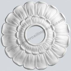 Large Plaster Ceiling Rose 1220mm Diameter LPR009 | eBay £135