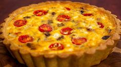 Try this Vegatable Picnic Quiche recipe by Chef Justine Schofield . This recipe is from the show Everyday Gourmet. Picnic Food List, Healthy Picnic Foods, Picnic Snacks, Picnic Dinner, Vegetarian Picnic, Savory Foods, Picnic Ideas, Healthy Eats, Quiche Recipes