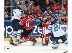FIN vs CAN - 2016 IIHF Ice Hockey World Championship - International Ice Hockey Federation IIHF