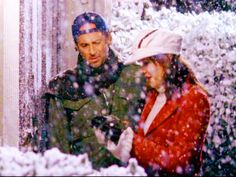 Luke: What is that?Lorelai: It's my gym card.Luke: You joined a gym?Lorelai: Yeah.Luke: When?Lorelai: After I had Rory, to lose the pregnancy weight.Luke: Did you go?Lorelai: God, no. I was way too fat. Ah, praise be to Him and all the little lambs that frolic the earth with their frankincense and myrrh and -Luke: Would you get inside?Lorelai: Okay.