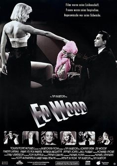 Girl Johnny Depp Ed Wood | Taglines: When it came to making bad movies, Ed Wood was the best.