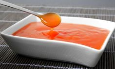 Cómo preparar salsa agridulce china -