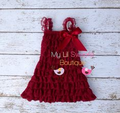 Burgundy wine dress, newborn dress, Lace dress, baby girl outfit, infant outfit, special occasion dress, toddler dress, girls dress, on Etsy, $26.95