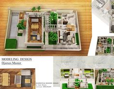 """Check out new work on my @Behance portfolio: """"Residential Villa project: The GREEN HOUSE"""" http://be.net/gallery/38218177/Residential-Villa-project-The-GREEN-HOUSE"""