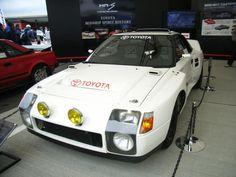 備忘録 12 「幻の日本発・ミッドシップ4WD」 その2 ~トヨタ ・222D 第1回~