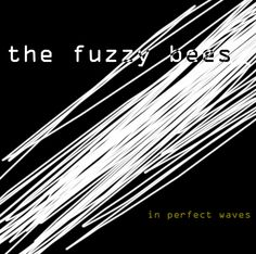 """The Fuzzy Bees """"In Perfect Waves"""" album cover Album Covers, Bees, Wood Bees"""