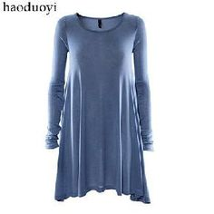 Plus Size Dress 2X long sleeve o-neck