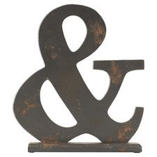 Wood Symbol Letter Block