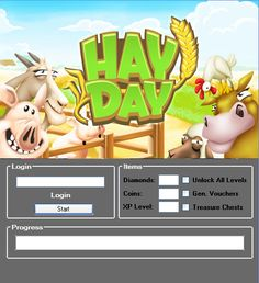 New Hay Day hack is finally here and its working on both iOS and Android platforms. This generator is free and its really easy to use! Glitch, Hay Day App, Hay Day Cheats, Voucher, Point Hacks, App Hack, Ios, Game Resources, Android Hacks