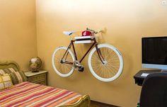 Kittad - Cykel - A.I:D Otroligt snygg cykelförvaring