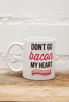 Tickled Teal Bacon and Egg Mug | FOREVER21