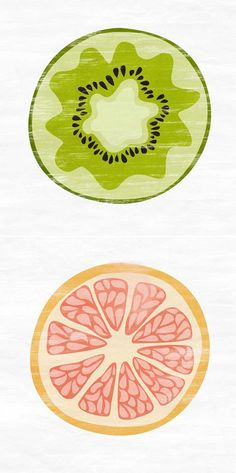 Kiwi + Grapefruit