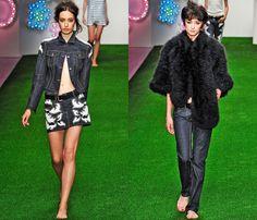 2013 Spring Summer Womens Runways Denim | Designer Jeans Brands, Denim Fashion Tips, Seasonal Collections, Spring Summer Fall Autumn Winter Lookbooks, Ad Campaigns & Trendsetter News