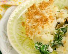 Hachis parmentier minceur aux épinards et aux restes de poisson blanc : http://www.fourchette-et-bikini.fr/recettes/recettes-minceur/hachis-parmentier-minceur-aux-epinards-et-aux-restes-de-poisson-blanc.html