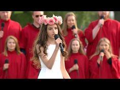 Angelina Jordan - Something's Got a Hold On Me (Allsang på grensen Angelina Jordan, Pitch Perfect, Shining Star, Beautiful Songs, My Music, Norway, Jade, Singing, Jordans