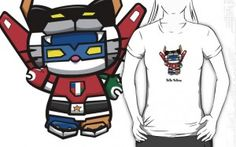 Top 13 Hello Kitty Twisted Tees   Geek Shirts For Geeks