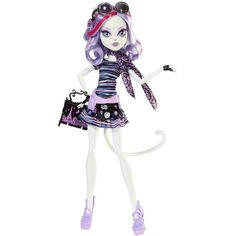 "Monster High Doll "" Catrine DeMew "" Daughter of a Werecat on Carousell"
