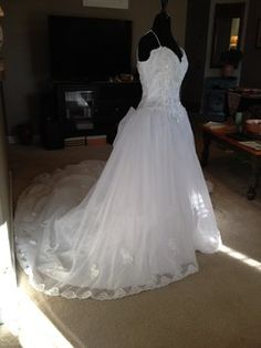 Eve Of Milady Eve Of Milady Coutour Wedding Dress. Eve Of Milady Eve Of Milady Coutour Wedding Dress on Tradesy Weddings (formerly Recycled Bride), the world's largest wedding marketplace. Price $150.00...Could You Get it For Less? Click Now to Find Out!