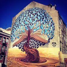 lisbona street art