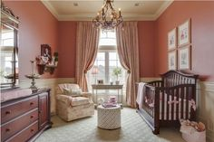 Baby girl room - to die for!