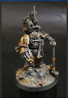 Warhammer Art, Warhammer Models, Warhammer 40k Miniatures, Warhammer 40000, The Horus Heresy, Deathwatch, Imperial Fist, Space Marine, Emperor