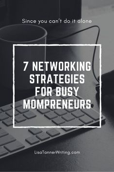 Are you a mompreneur who needs help with your business? This is where networking can help. Find out how to make time for networking so you can grow your mom business. Here are 7 tips and ideas especially for women in business. Business Tips, Business Women, Online Business, Business Networking, Thing 1, Blogger Tips, Work From Home Moms, Working Moms, Career Advice
